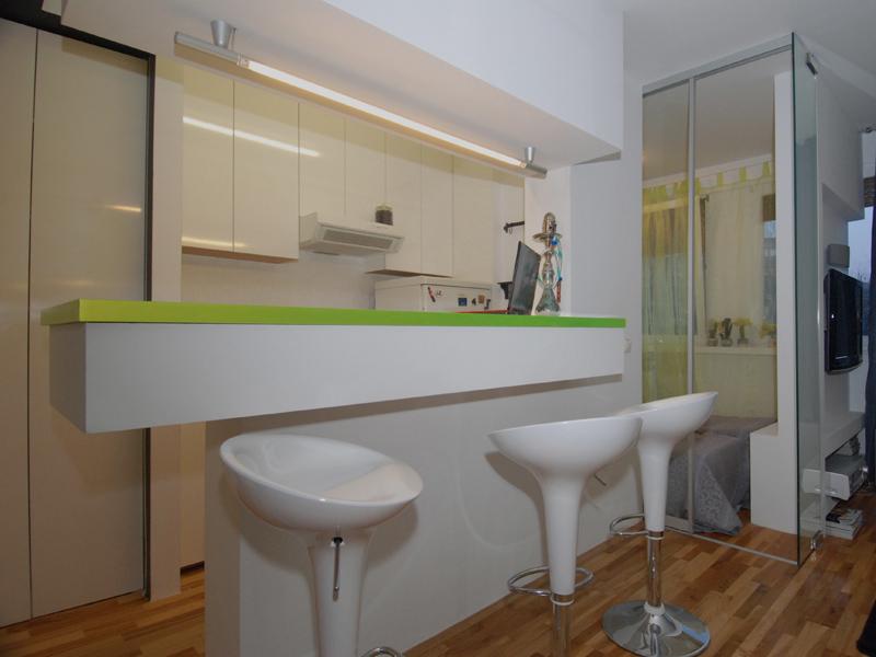 Adaptation - - Interior design